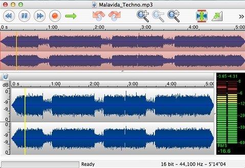 TwistedWave Mac image 3