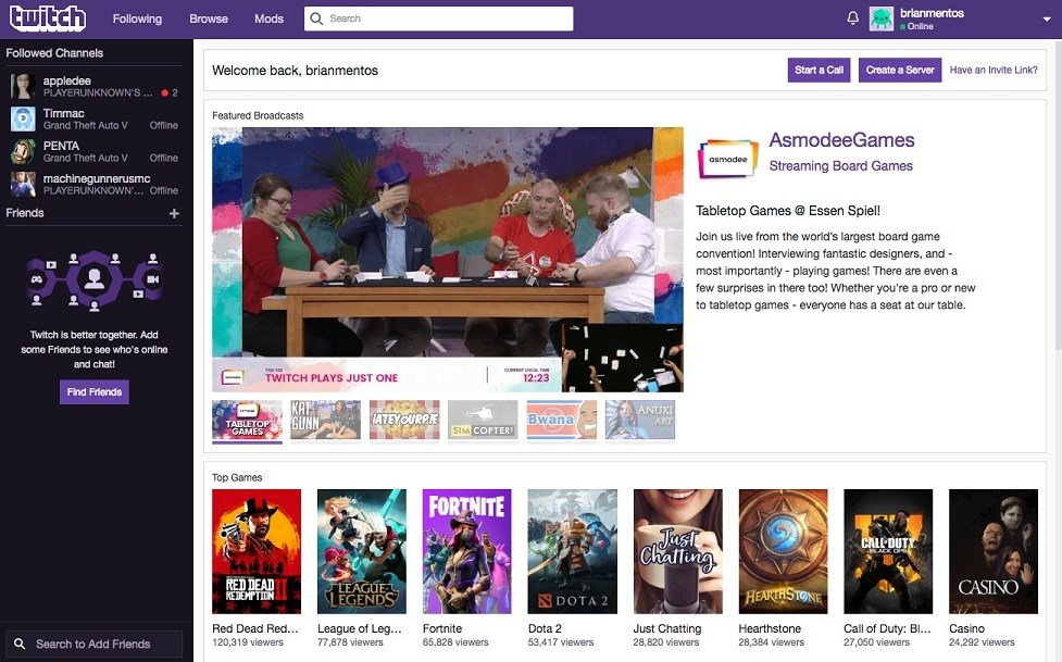 Twitch 8 36 0 - Download for Mac Free