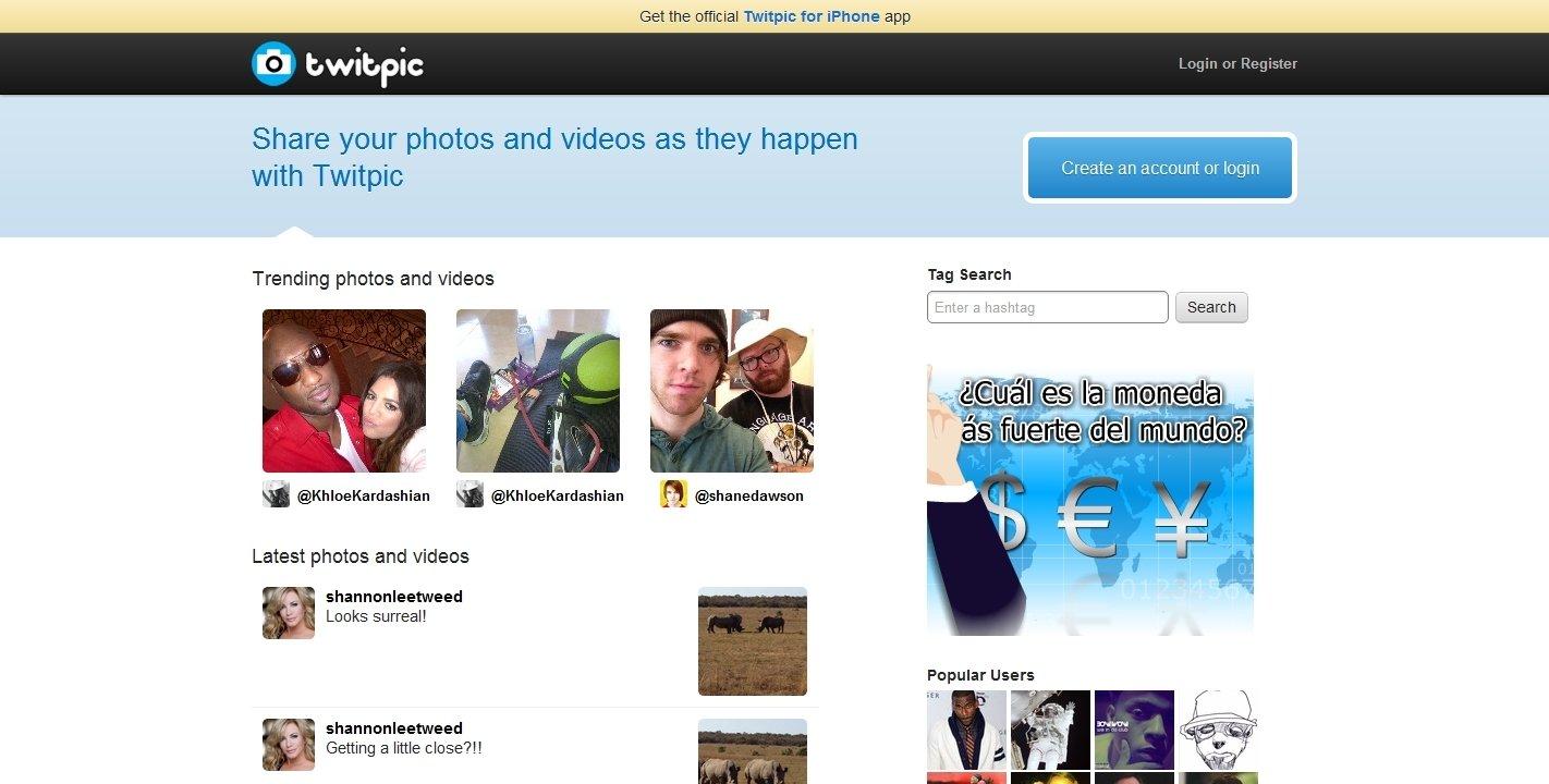 twitpic online gr225tis