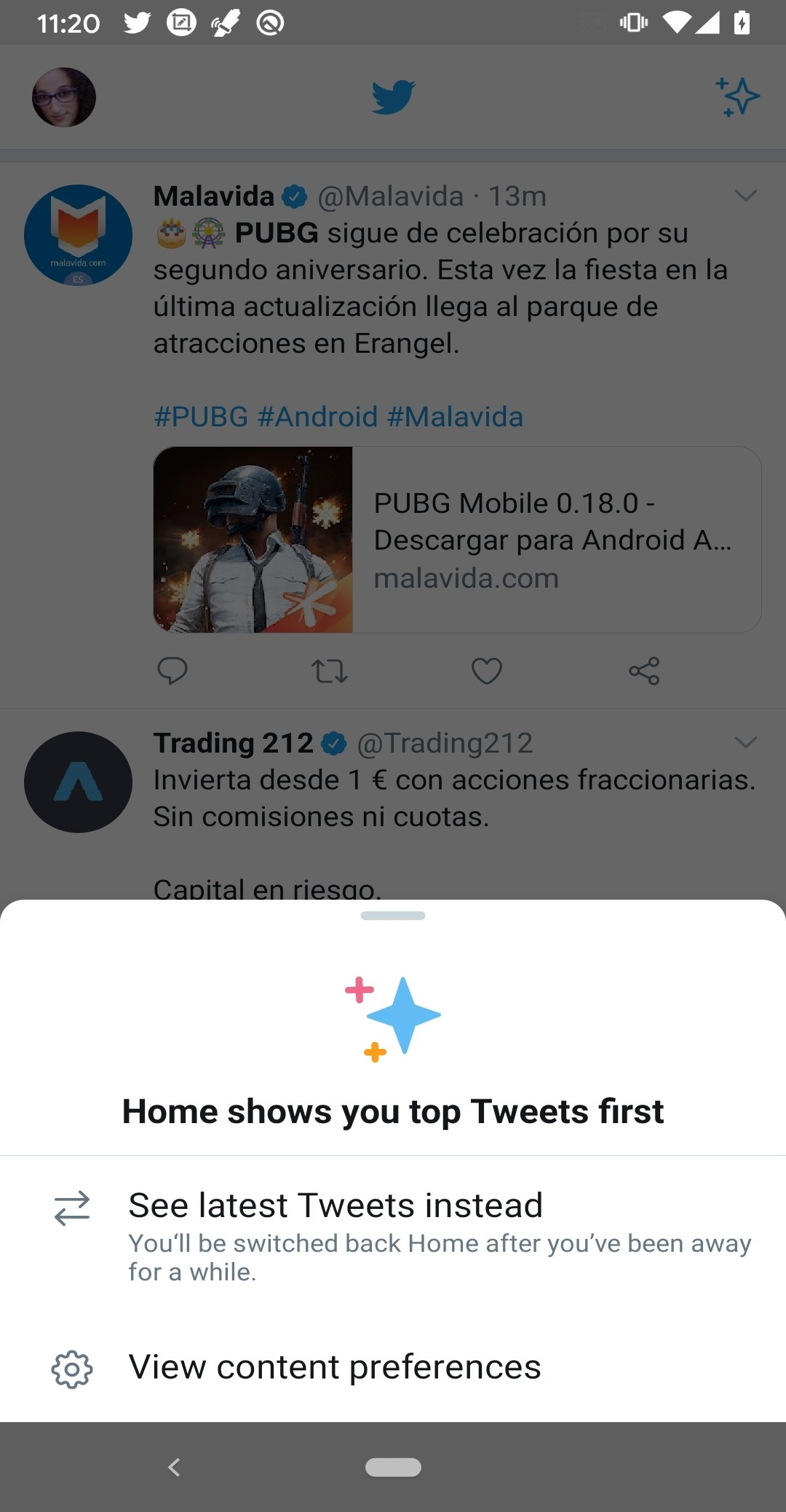 b5bbfb0fc355 Twitter 7.91.1.46 - Download per Android APK Gratis