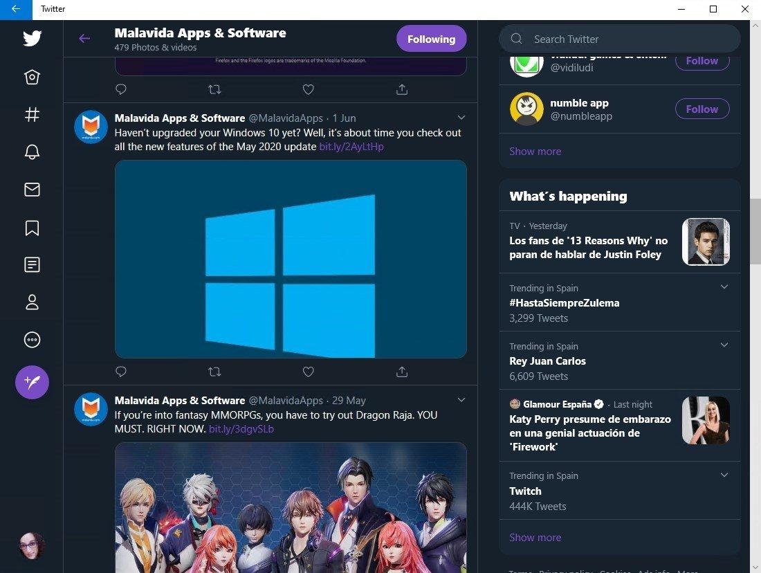 Get Twitter - Microsoft Store