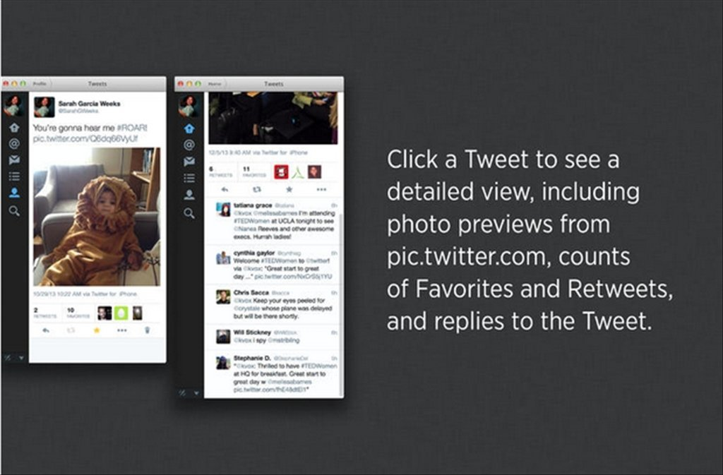 Twitter 4 3 2 - Download for Mac Free