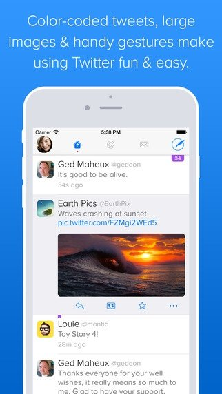twitterrific iPhone image 5