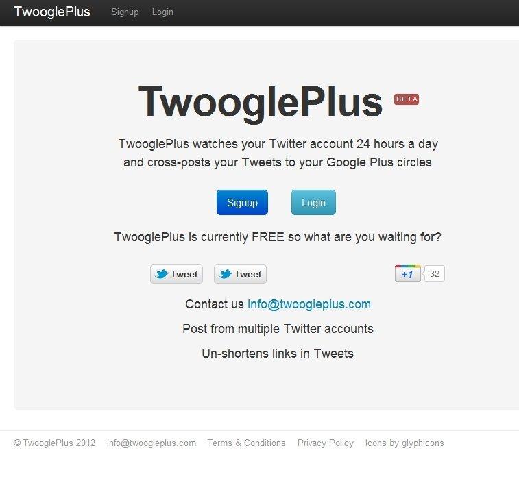 TwooglePlus Webapps image 5