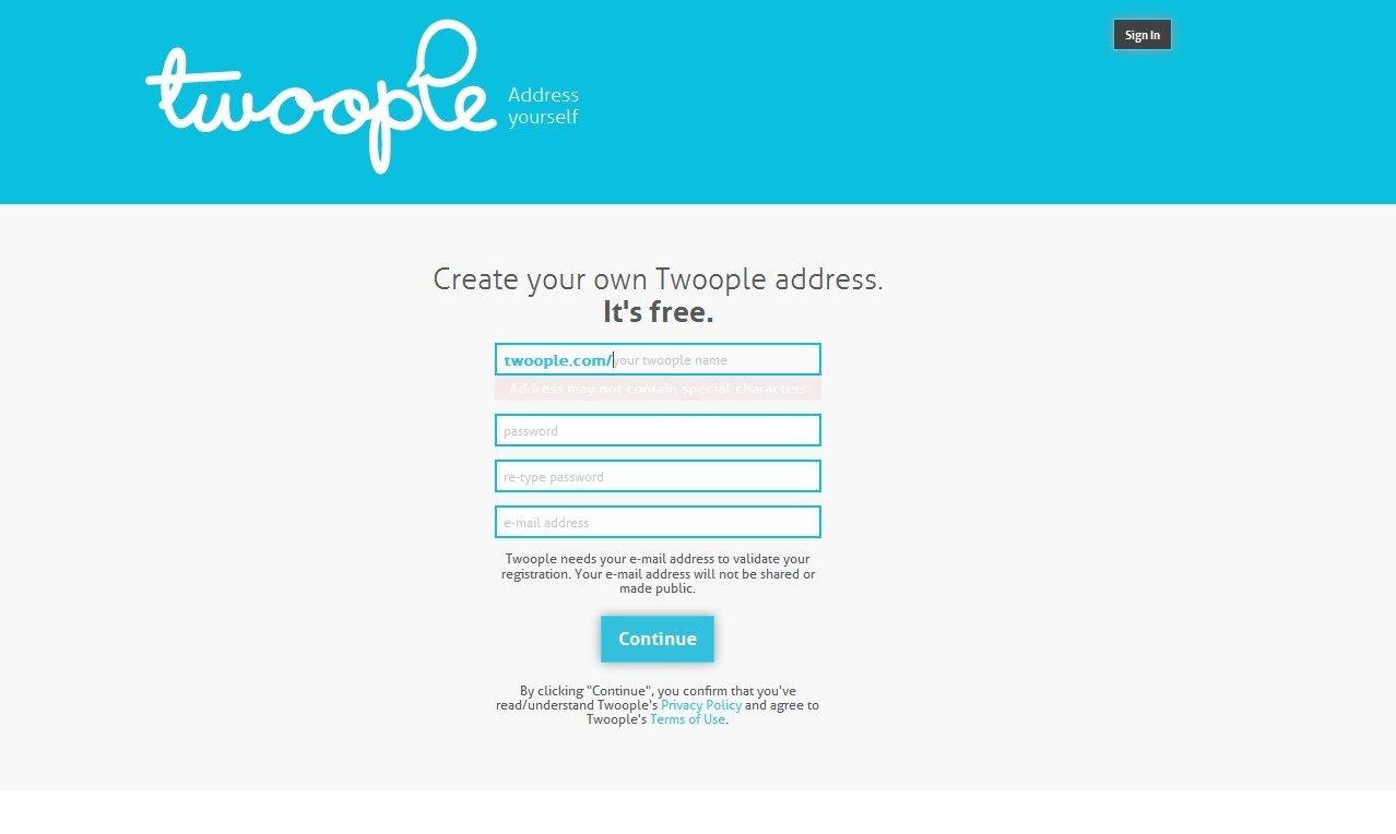 Twoople Webapps image 4