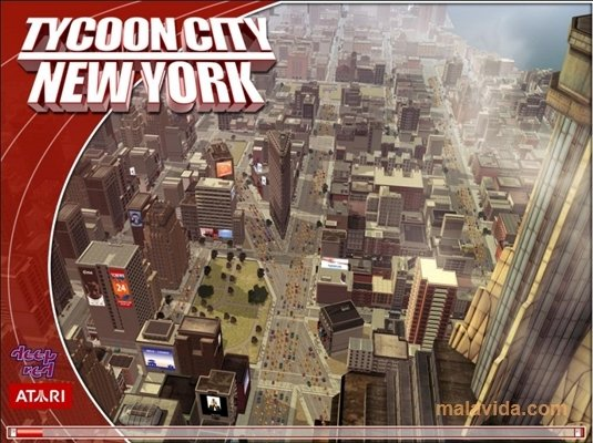 Tycoon city new york picture