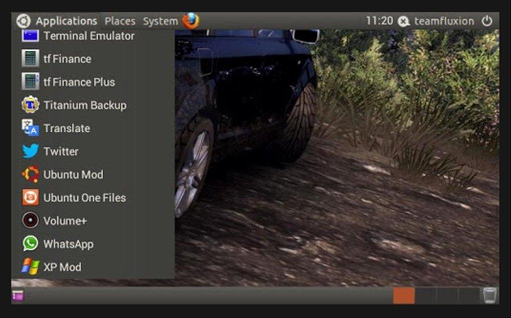 Ubuntu Mod Launcher Android image 6