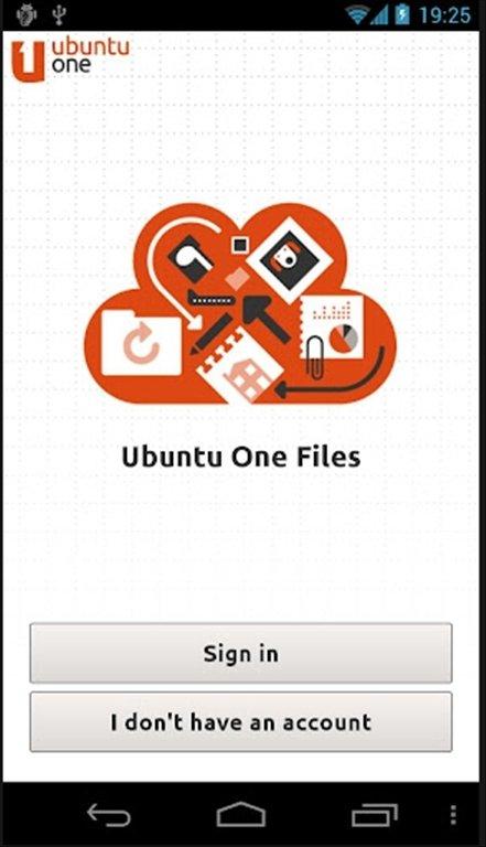 Ubuntu One Files Android image 7