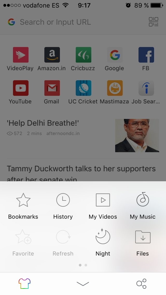 UC Browser - Download for iPhone Free
