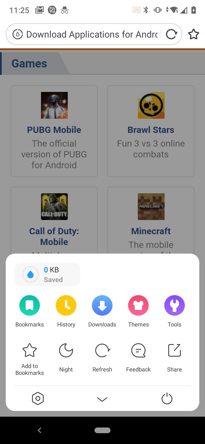 UC Browser 12 13 0 1207 - Download for Android APK Free