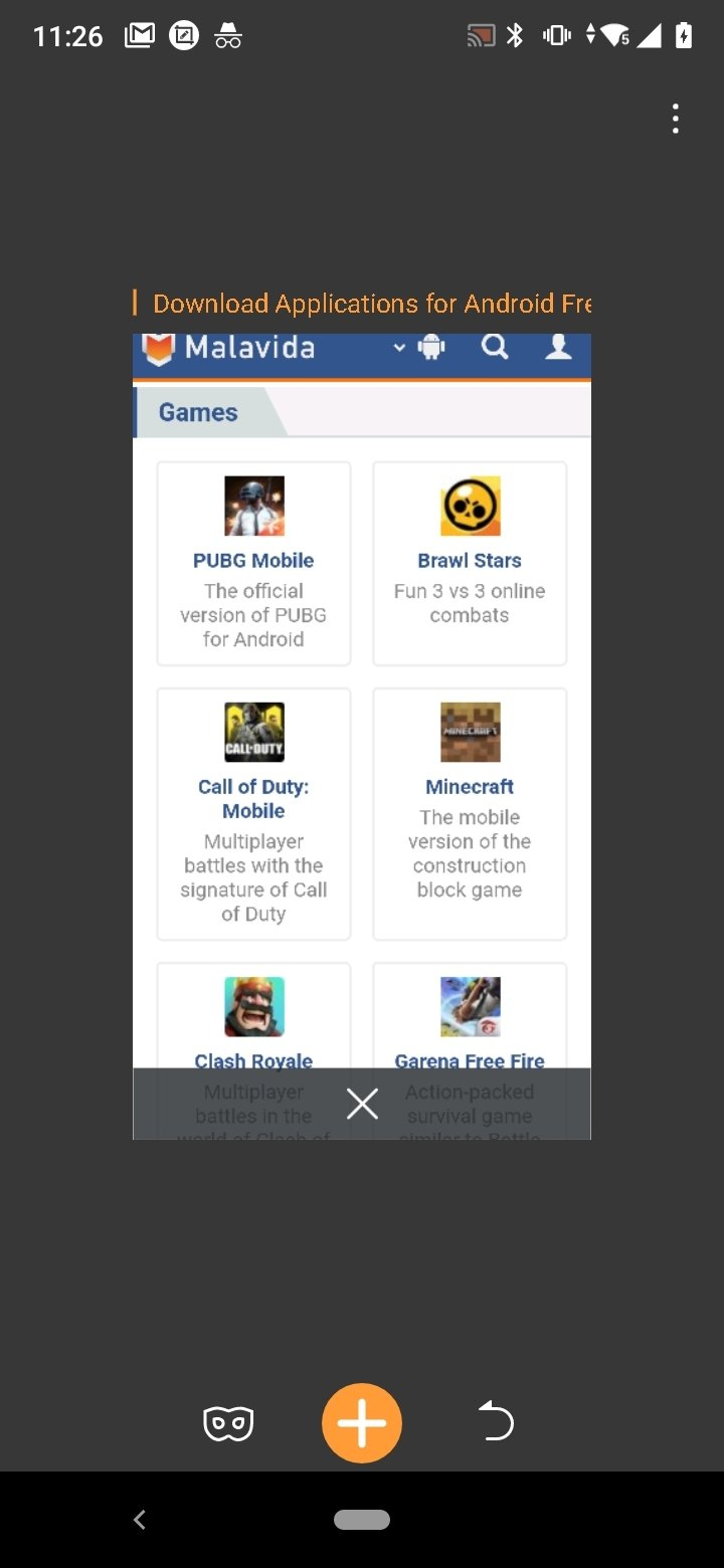UC Browser 12 13 0 1207 - Descargar para Android APK Gratis