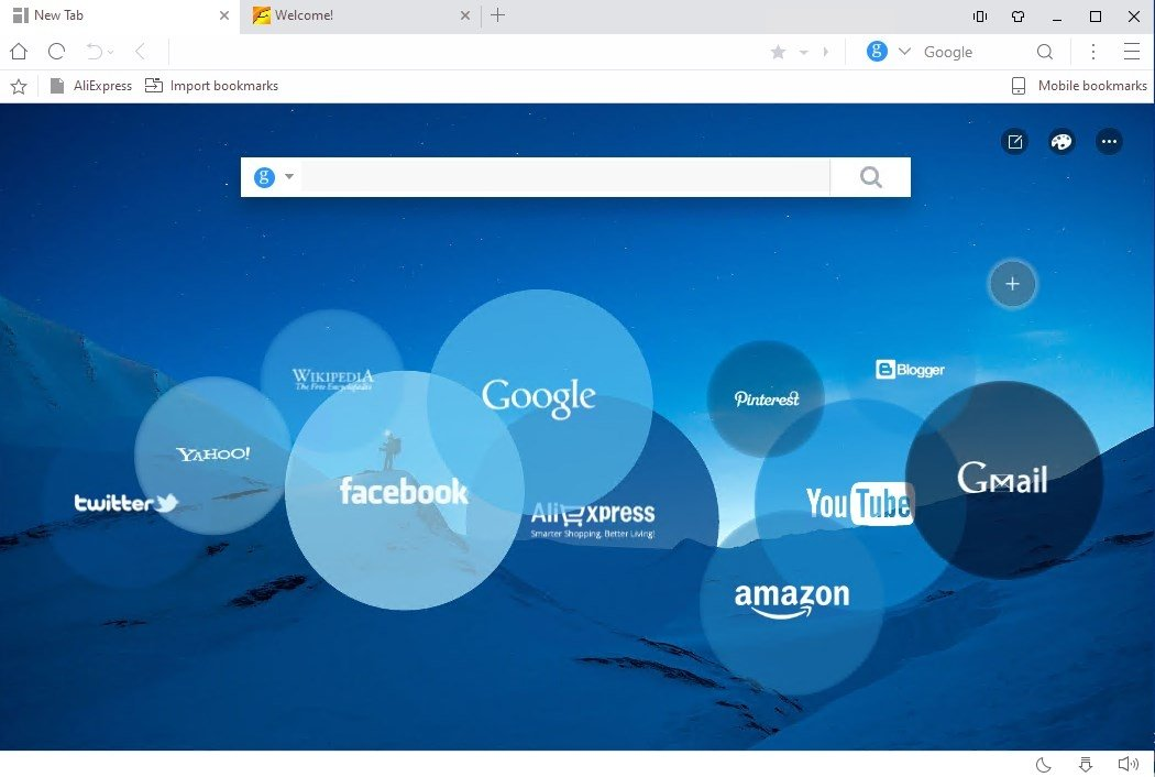UC Browser 7 0 185 1002 - Download for PC Free