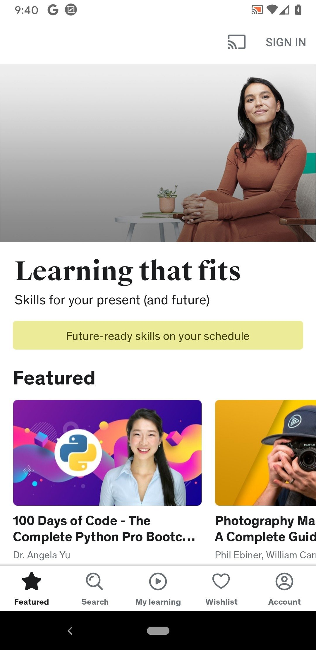 Udemy 4 3 0 - Download for Android APK Free