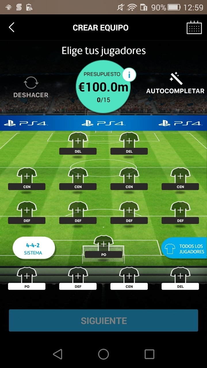 Download UEFA Champions League Fantasy 1.28 Android - APK ...