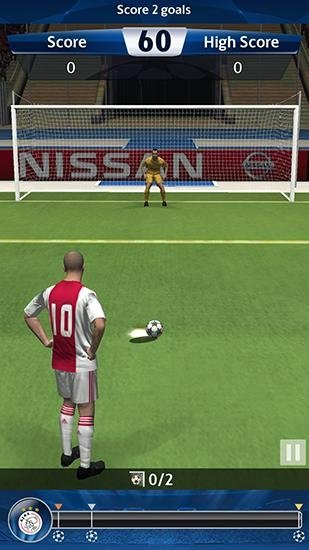 UEFA CL PES FLiCK 1 0 7 - Download for Android APK Free
