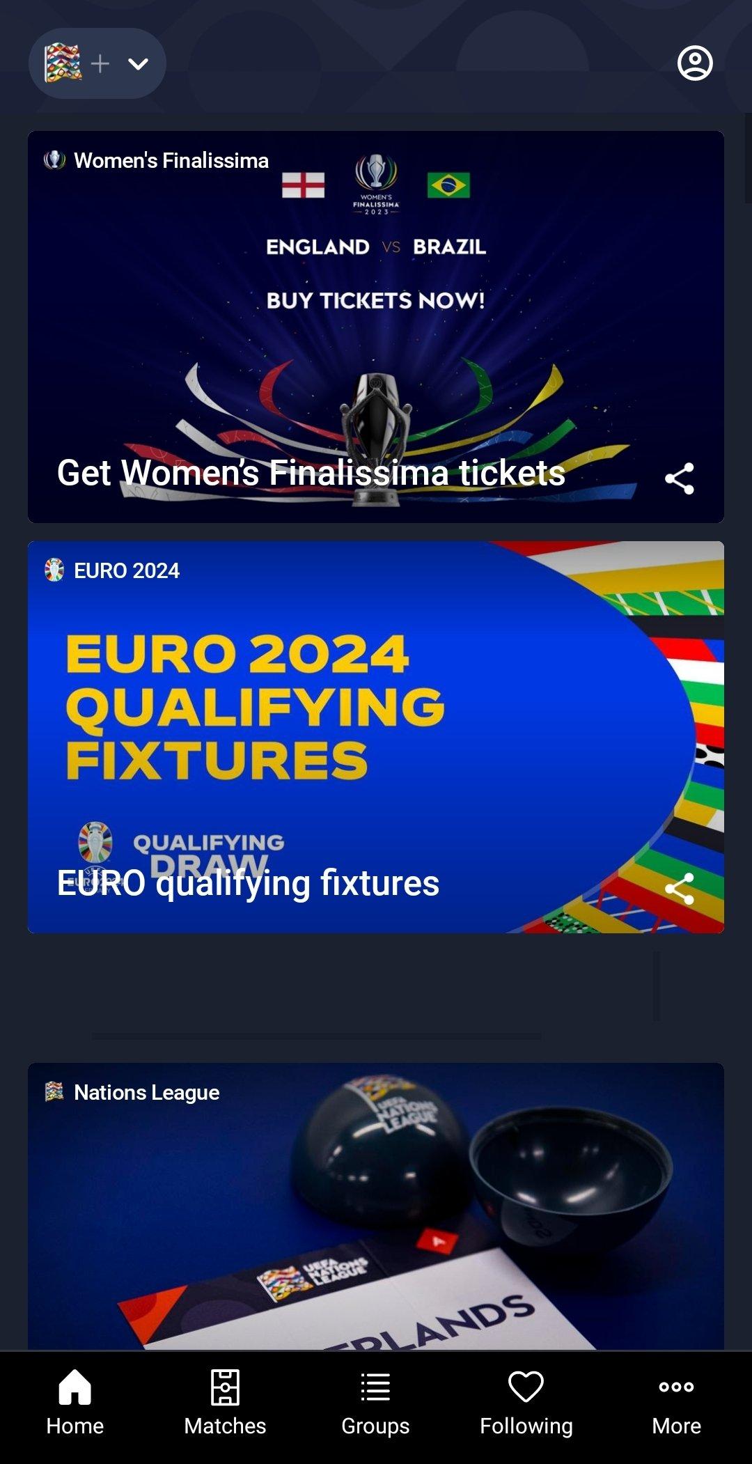 UEFA EURO 2016 Android image 7
