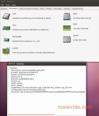 Uextras Linux image 5