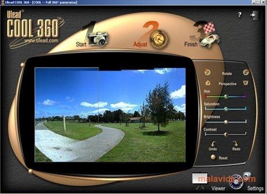 Ulead COOL 360 image 4