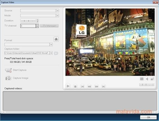 Ulead DVD MovieFactory image 4