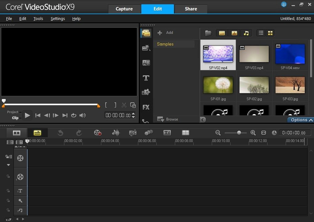 Images Ulead VideoStudio 11 Plus