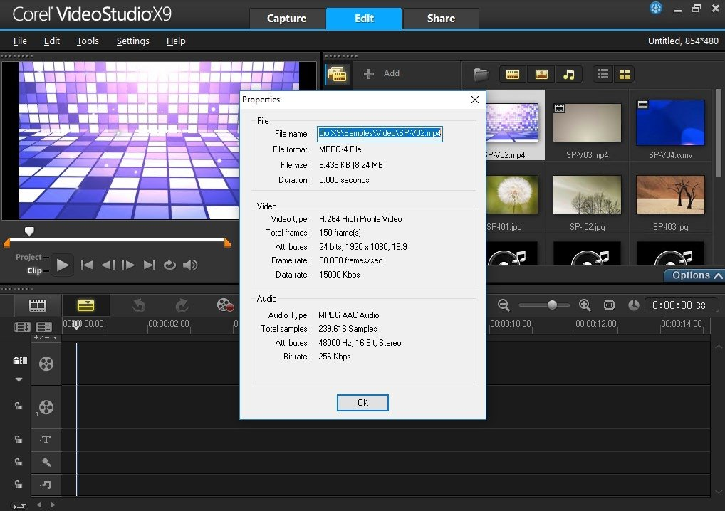 Download Ulead VideoStudio Pro X9.5 - Free
