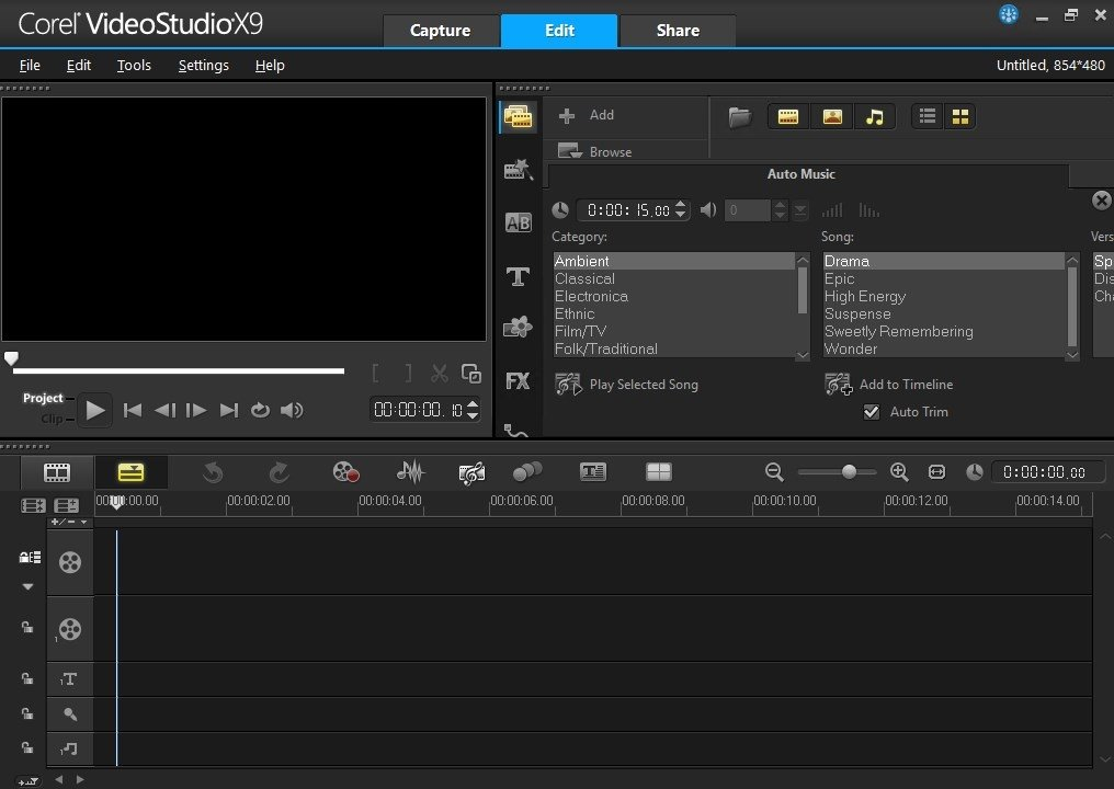 ulead photo and video editing software