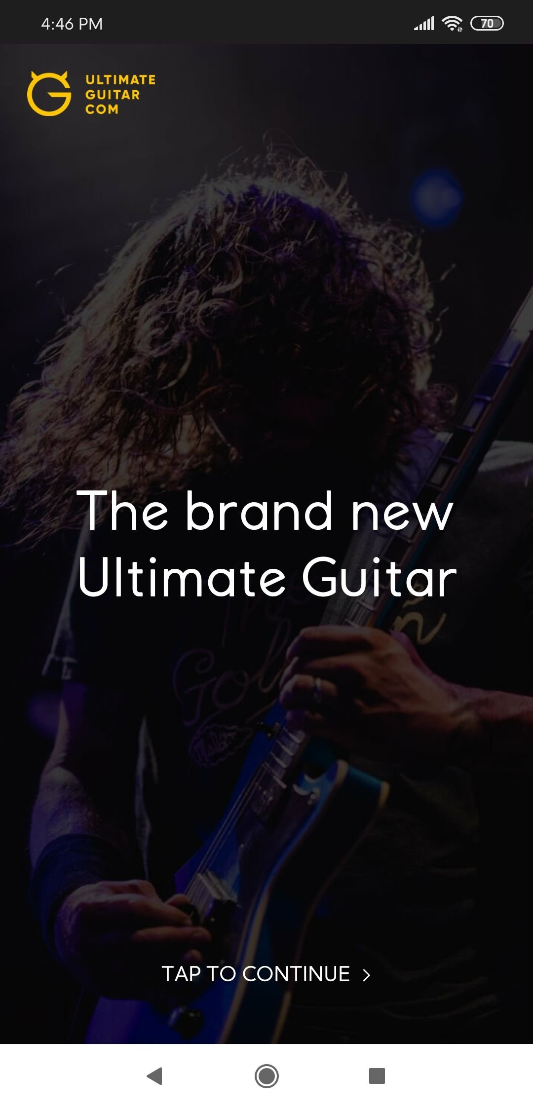 Ultimate Guitar 5 5 11 - Download for Android APK Free