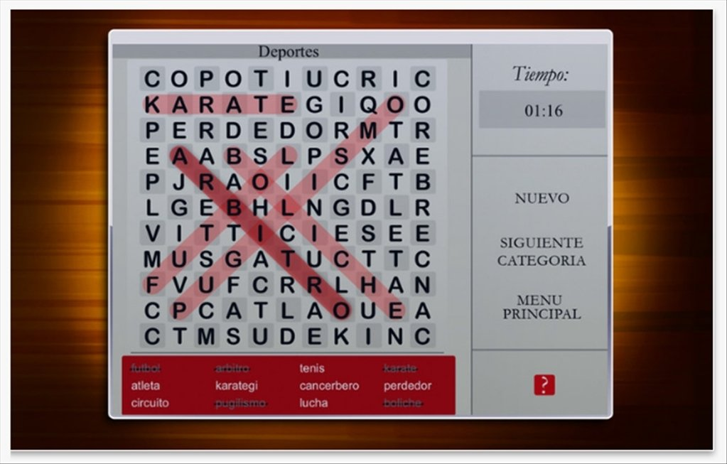 Ultimate Word Search Mac image 3
