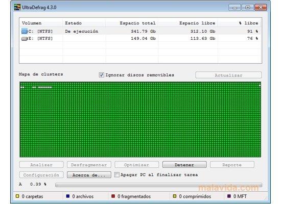 UltraDefrag 6.1.0