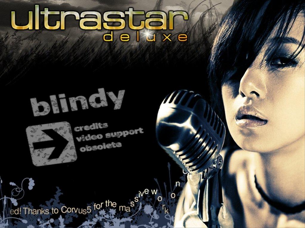 UltraStar Deluxe 1.1