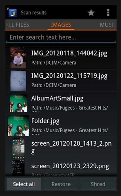 Undelete 4 36 - Download for Android APK Free