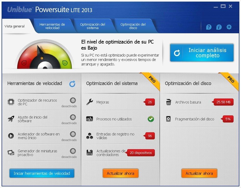 Uniblue Powersuite image 5
