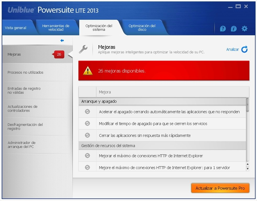 uniblue powersuite crack download