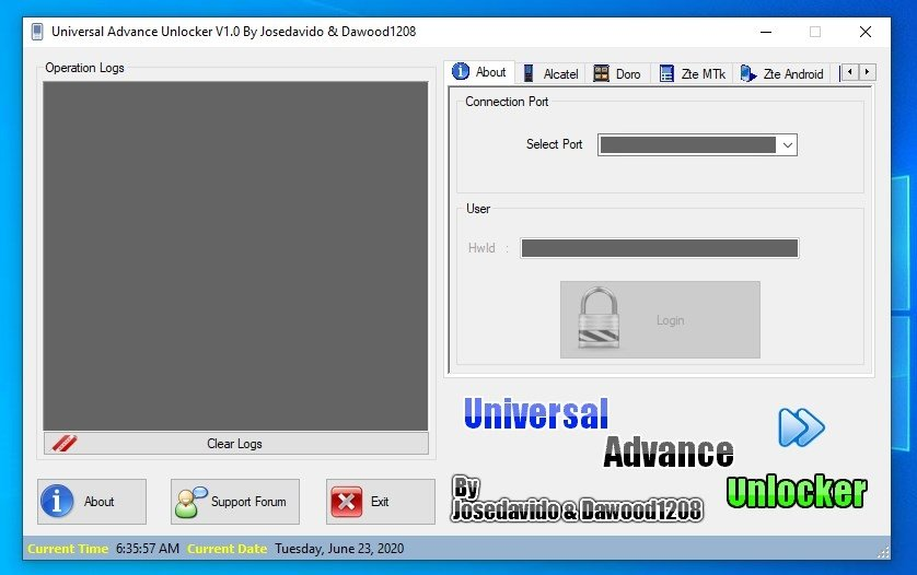 Universal Advance Unlocker image 2