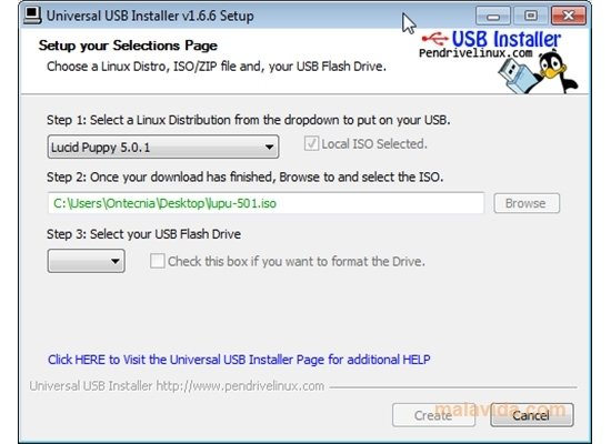 Universal USB Installer 1 9 8 8 - Download for PC Free