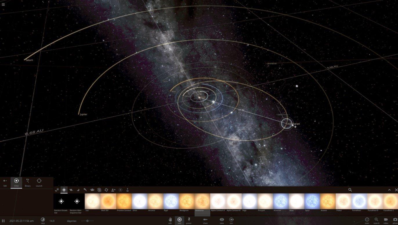 تحميل لعبة universe sandbox 2 مجانا