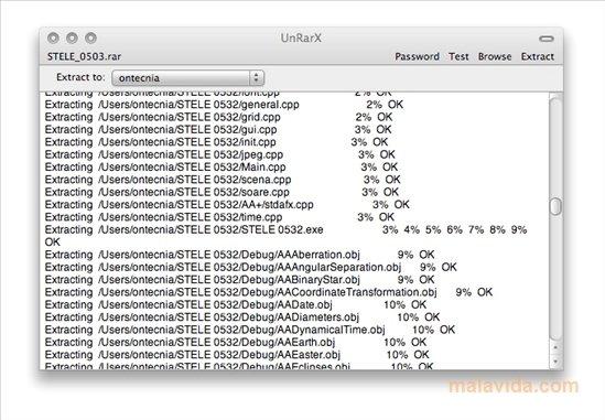 descargar rar gratis para mac