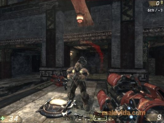 unreal tournament 3 free download for pc