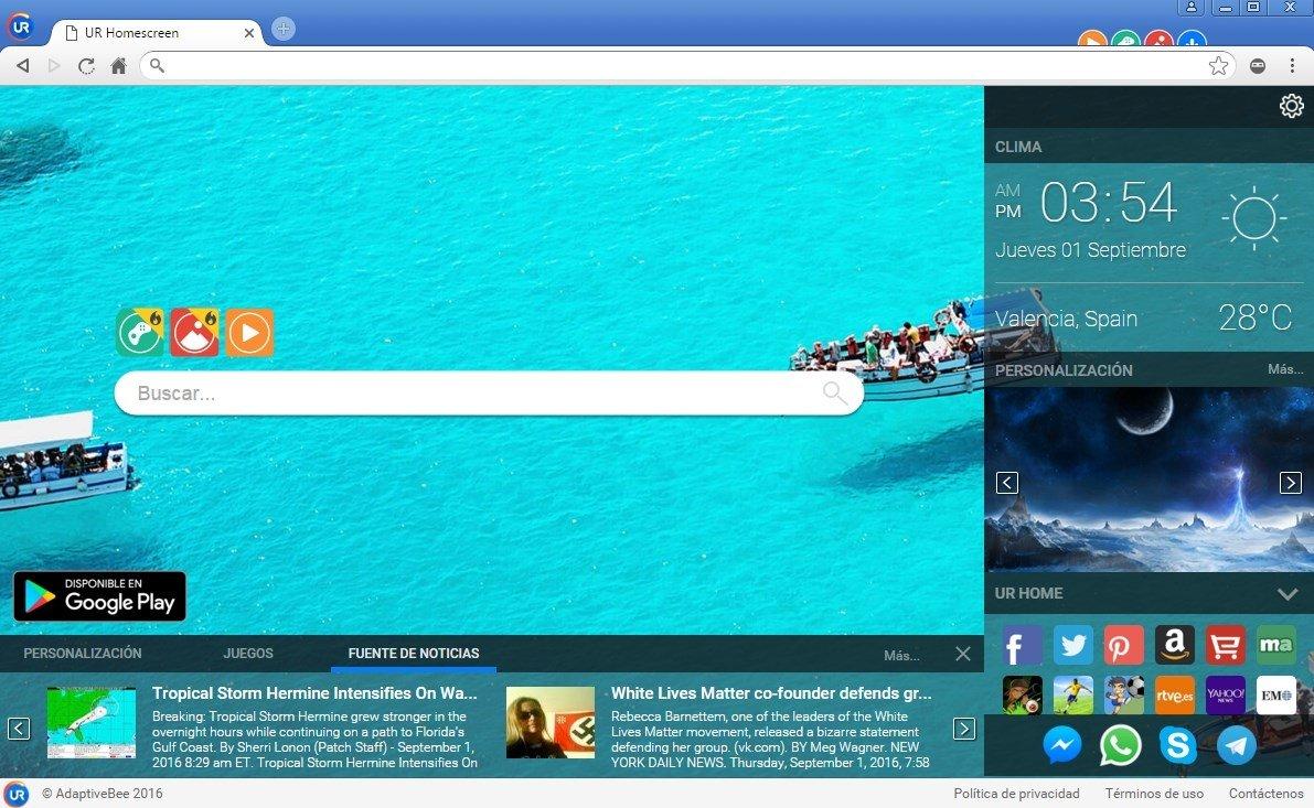 UR Browser image 6