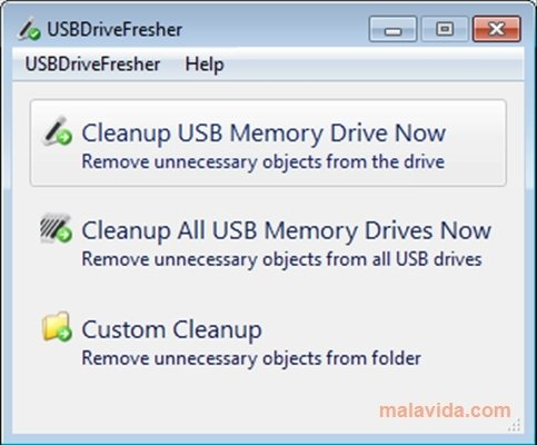 USBDriveFresher image 4