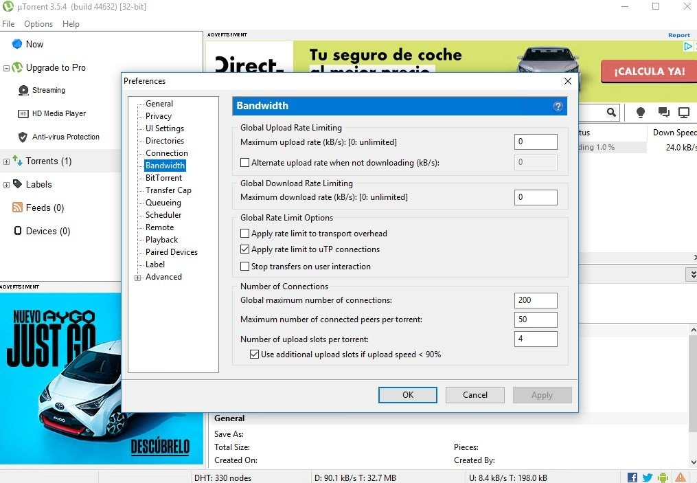 uTorrent Portable 3 5 5 45146 - Download for PC Free