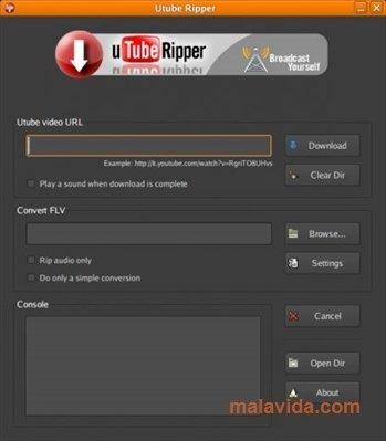 uTube Ripper Linux image 4