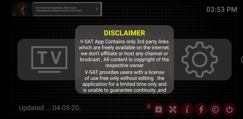 V-SAT 2 6 8 - Download for Android APK Free
