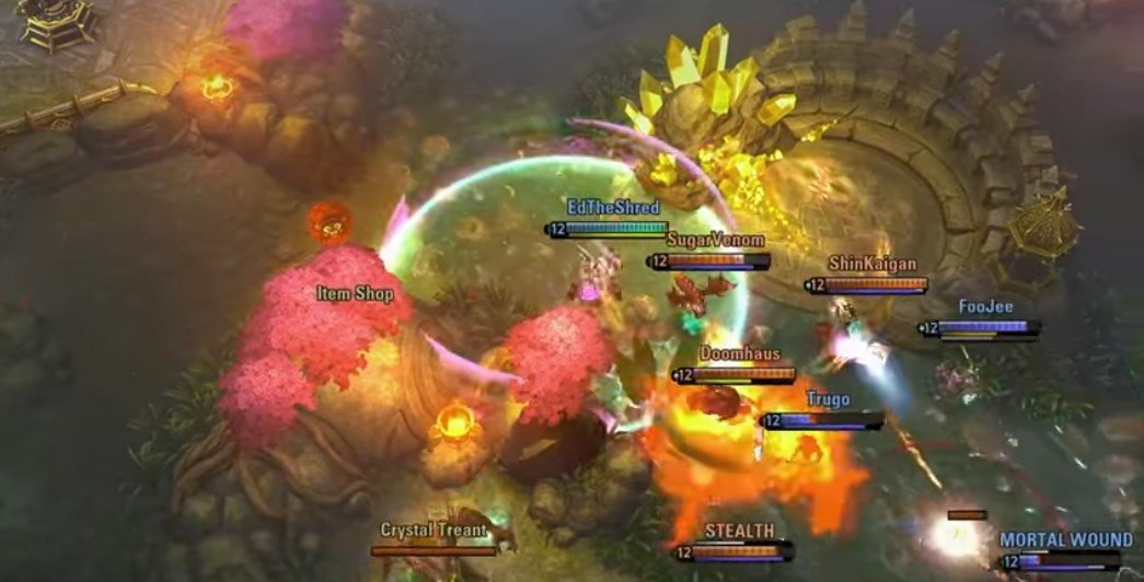 Vainglory 5v5 4 5 0 95553 - Download for Android APK Free