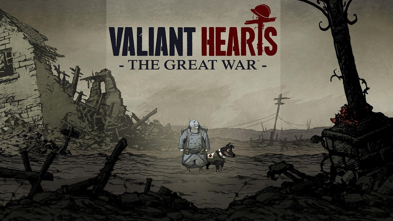 Valiant Hearts: The Great War Android image 5