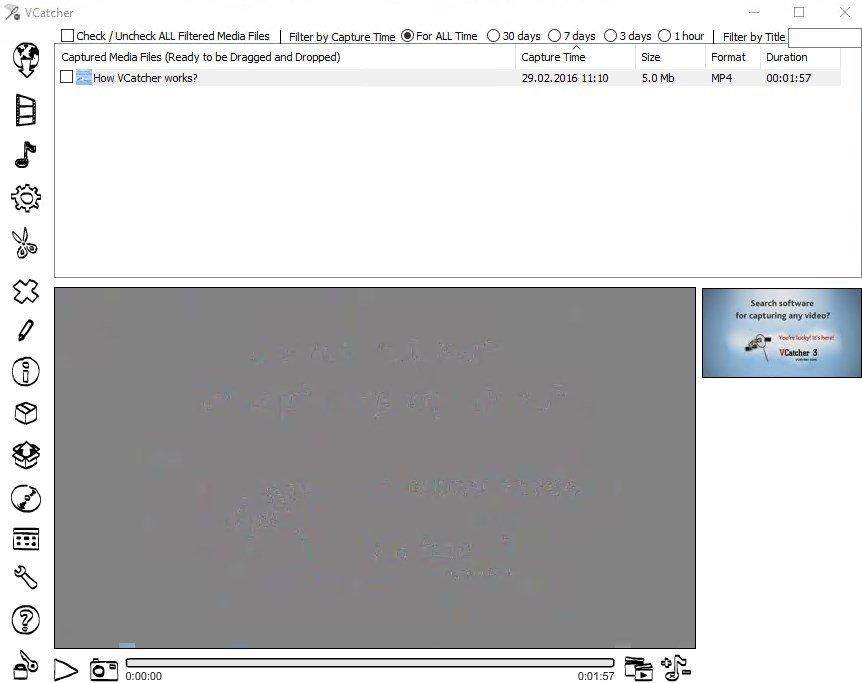 VCatcher image 5