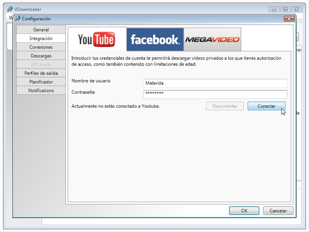 vdownloader gratuitement youtube
