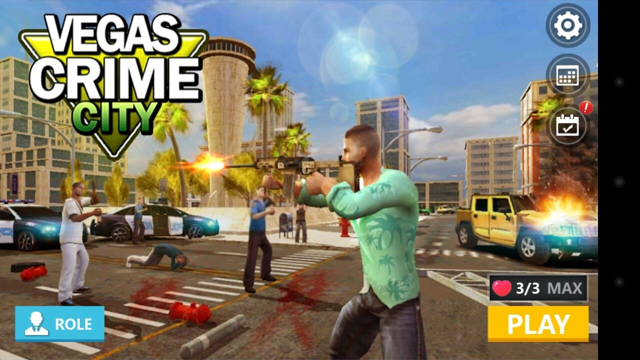 vegas crime game