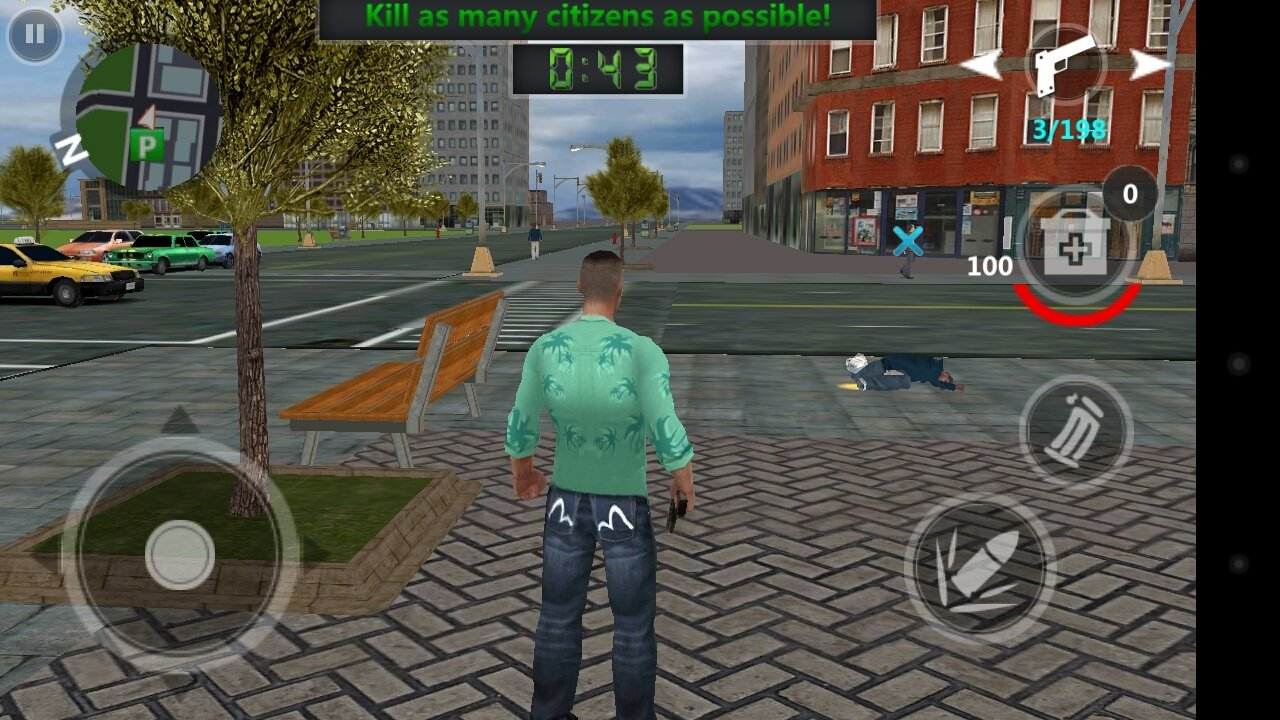 Vegas Crime City 1 1 1 - Download for Android APK Free