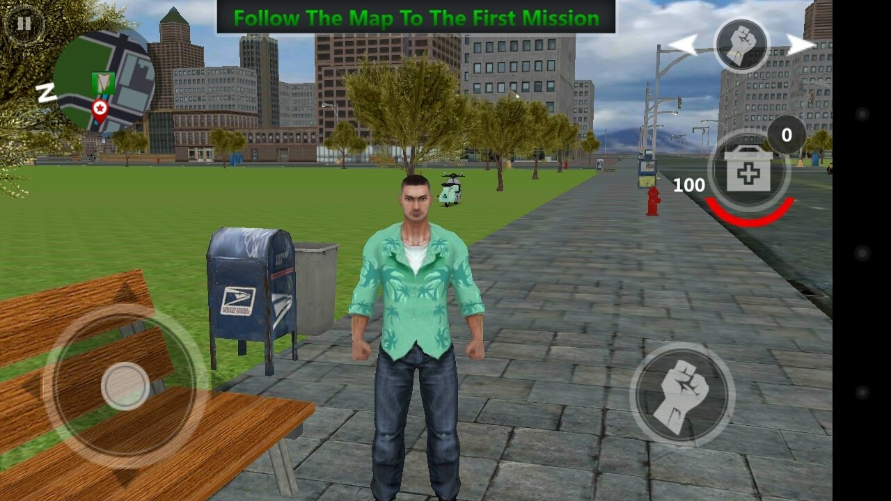 gangstar crime city apk obb